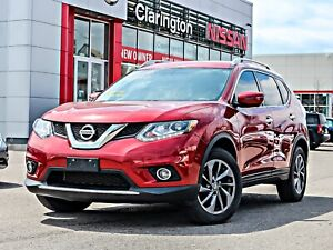 2016 Nissan Rogue SL Premium Leather Navi Sunroof FREE Delivery