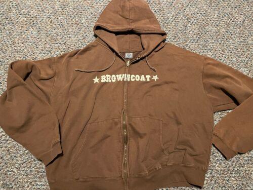 SERENITY movie promotional original Universal hoodie sweatshirt XXL 2005 Firefly