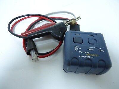 Fluke Networks Pro3000 Analog Toner Tone Generator 26200-900