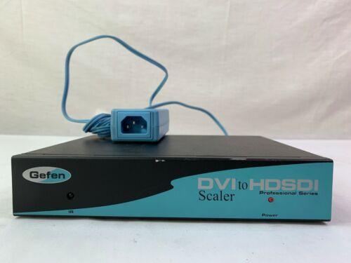 Gefen DVI-2-HDSDISSL Professional Series DVI To HDSDI Scaler