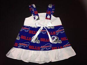 NFL Buffalo Bills Baby Infant Toddler Girls Dress YOU PICK
