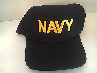 """"""" NAVY """"  BALL CAP"""