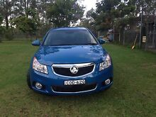 2013 Diesel Holden Cruze low kms Silverdale Wollondilly Area Preview