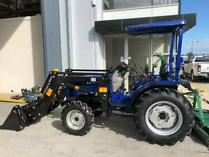 Lovol M353 35hp Tractor with 4in1 Front end Loader Pakenham Cardinia Area Preview