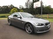 BMW 335i Coupe Manual 2007 Woollahra Eastern Suburbs Preview