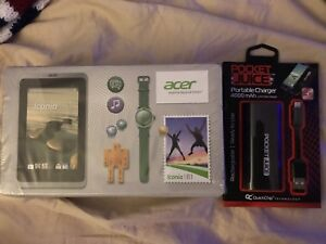 Acer tablet new sealed in box