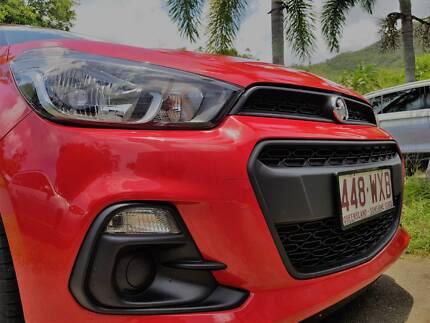 Holden Spark 2016 Atherton Tablelands Preview