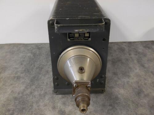 Bird 82A Termaline RF Coaxial Resistor 50 Ohms 500Watts DC- 3.5GHz N-Connector
