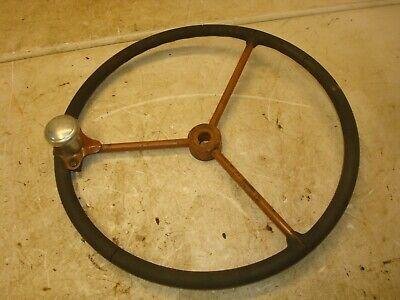 1962 Minneapolis Moline Mm Jet Star Tractor Steering Wheel