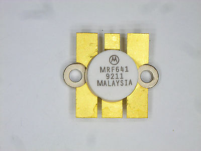 Mrf641 Original Motorola Rf Transistor 1 Pc