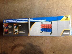 Storage holder brand new in box