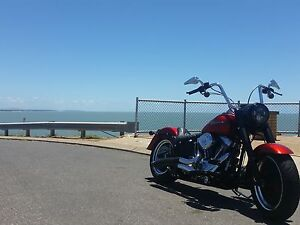 Harley Davidson 2013 Fatboy Lo Rosebery Palmerston Area Preview