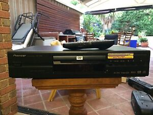 Pioneer DVD player DV-344 with remote Narre Warren South Casey Area Preview