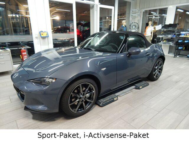 Mazda MX-5 Roadster 184 PS Selection Sport-Paket