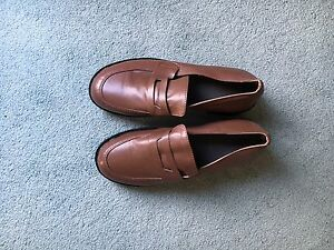 Brown Cosplay Shoes Size 38