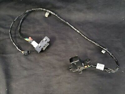 03-07 CADILLAC CTS REAR RIGHT DOOR TRIM PANEL WIRE WIRING HARNESS 10314-REL