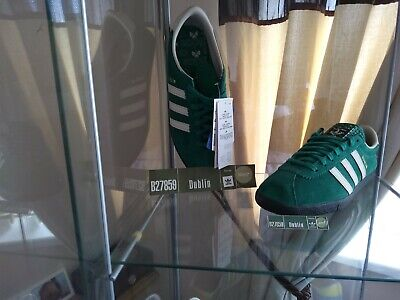Adidas Dublin Trainers St Patrick Size 7