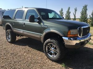 Ford Excursion 7.3L Power Stroke Diesel