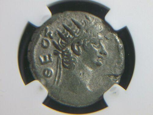 Roman Provincial Tetradrachm of Emperor Nero, Augustus Reverse NGC VF 2007