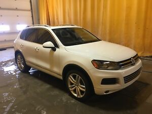 2013 VW Touareg HighlineTDI with Sport Package