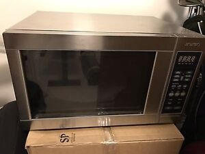 Smeg Microwave - excellent condition St Peters Marrickville Area Preview