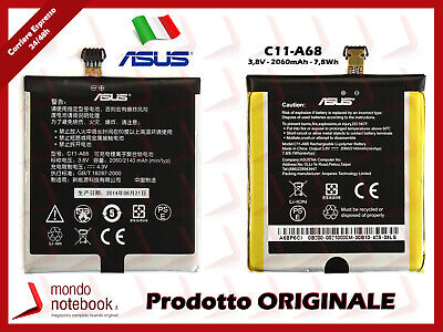Batteria Originale ASUS PadFone 2 A68 C11-A68