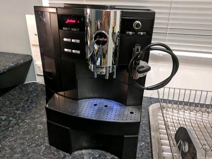 Jura in brisbane region qld gumtree australia free local jura xs90 fully automatic coffee machine fandeluxe Choice Image