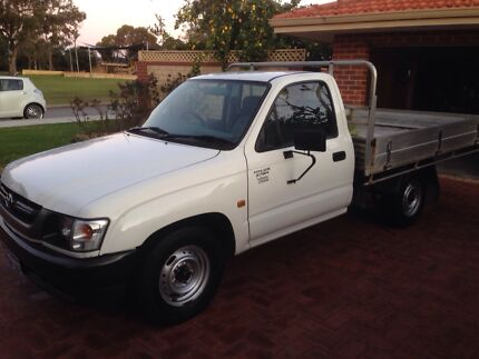 Toyota Hilux workmate Dianella Stirling Area Preview