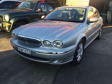 2004 Jaguar X Type SE Sedan Cardiff Lake Macquarie Area Preview
