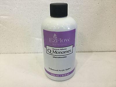 EzFlow Q Monomer Acrylic Nail Liquid 8 oz (66069)