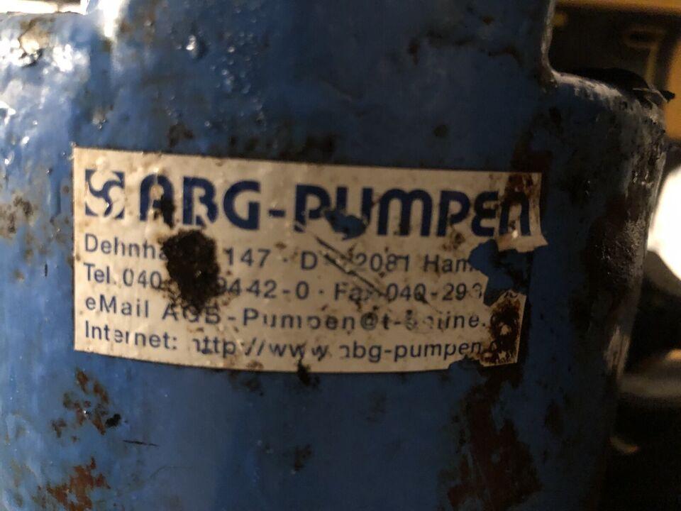 Tauchpumpe Flachsauger made in USA incl. Versand in Wieren