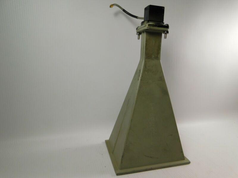FAR-801268-1 Horn Waveguide Vintage Ham Microwave Antenna (good condition)