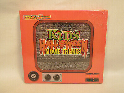Drew's Famous Kids Halloween Movie Themes CD NEW FACTORY SEALED](Halloween Movie Theme)