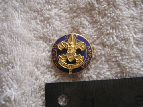 Vintage Boy Scouts of America Be Prepared Pin