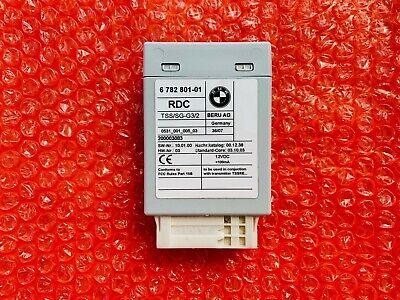 OEM BMW & MINI RDC Module TPMS Tire Pressure TPM Control Computer - FITS ALL -