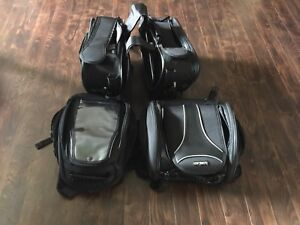 Cortech motorcycle Tank bag, Magnetic (All others are sold)