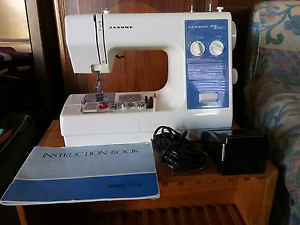 Janome MyStyle 30 sewing machine Girrawheen Wanneroo Area Preview
