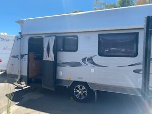 Coromal Pop-top *PRISTINE* IMMACULATE* AS NEW* AIR COND* SINGLE BEDS* AWNING + SHADES Broadview Port Adelaide Area Preview