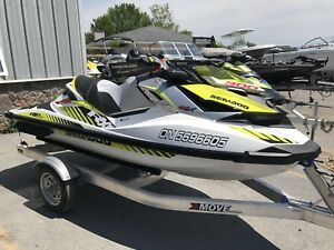 Sea Doo RXPX 300 with Riva stage 1