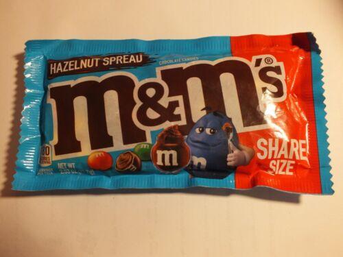 15 SHARING SIZE M&M's Hazelnut Spread Limited Edition Chocolate 2.53 BB 2-4/20