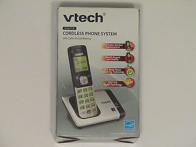 VTech CS6719 Cordless Phone with Caller ID/Call Waiting DECT 6.0 Dect Call Waiting Cordless Phones