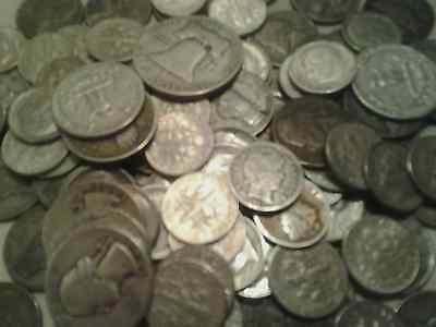 Deal of the Day - DEAL OF THE DAY  2 POUND LB 32 Ounces U.S. Junk Silver Coin  Silver Pre 65 One 1