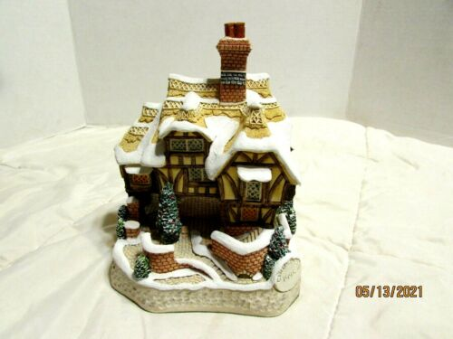 David Winter Cottages Miss Belle