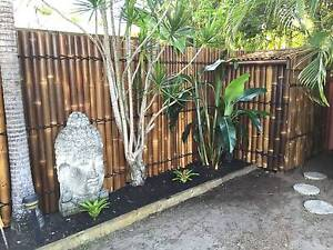 Bamboo Panels / Fencing/ Screens Miami Gold Coast South Preview