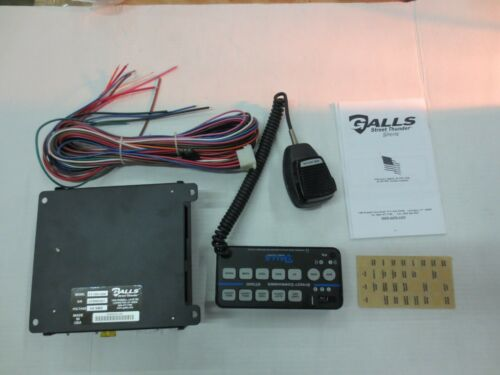 Galls ST300 Command Center Siren with Light Control