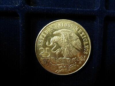 Pièce mexique - 25 Pesos - Argent - J.O. Mexico 1978 - T B état - Voir photos