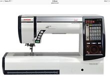 Janome Horizon Memory Craft 12000 Sewing Machine Wallsend Newcastle Area Preview