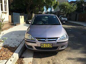 2005 Holden Barina Hatchback Neutral Bay North Sydney Area Preview