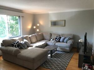 3/4 BEDROOMS NEXT TO DAL - HEAT/WATER INCLUDED  -SHORT TERM AVIL