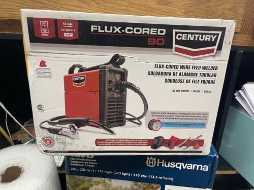 Century FC90 Flux Cored Wire Feed Welder w/ Gun K3493-1